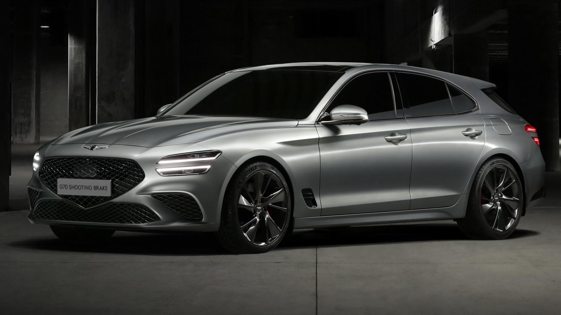 Genesis G70: Ένα από τα πρώτα πολυτελή αυτοκίνητα της Hyundai που θα δούμε στην Ευρώπη