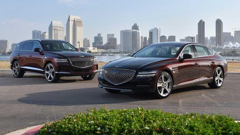 Η Hyundai φέρνει τα πολυτελή μοντέλα της στην Ευρώπη