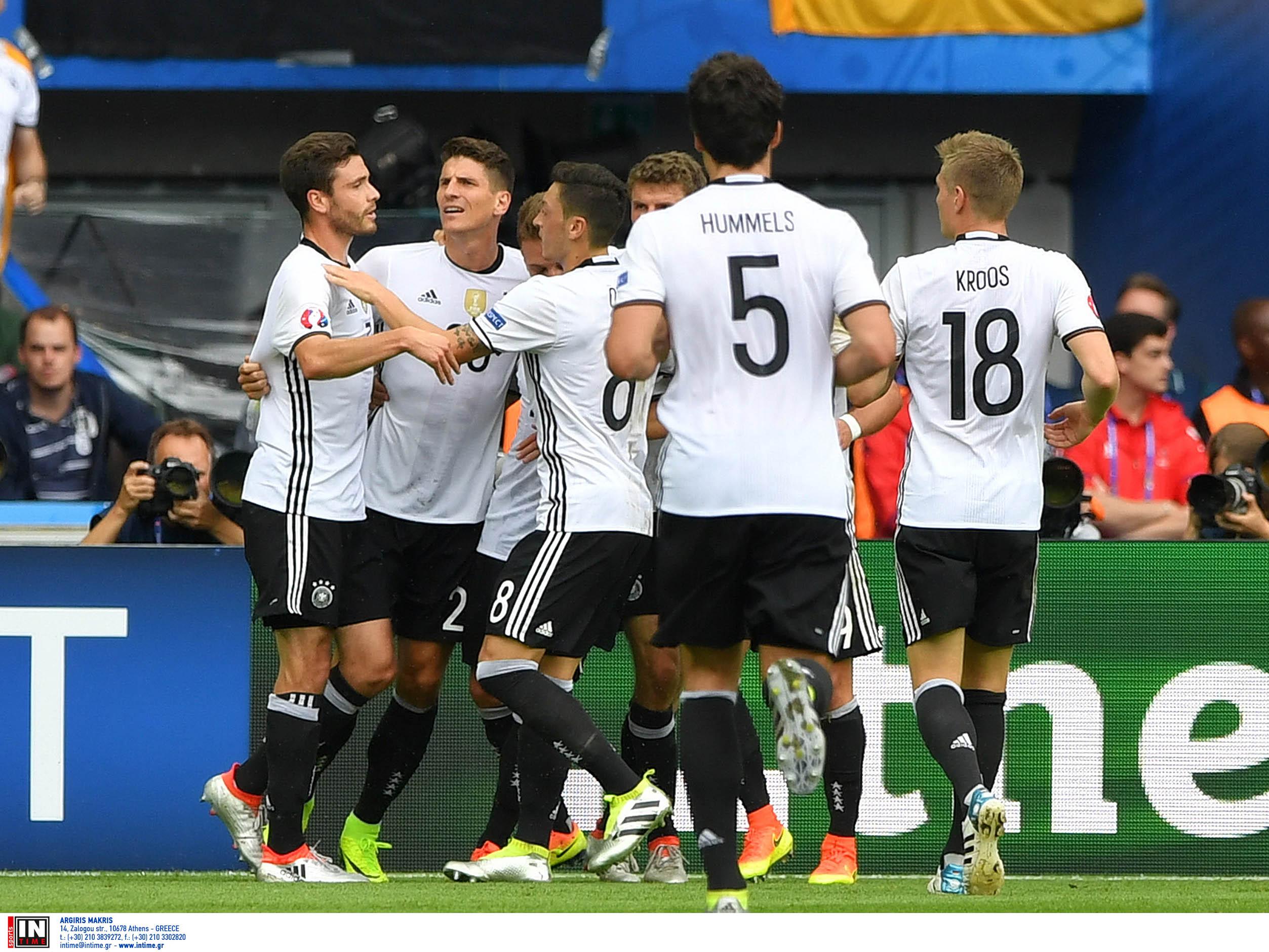 Euro 2020: Με εκπλήξεις η αποστολή της Εθνικής Γερμανίας