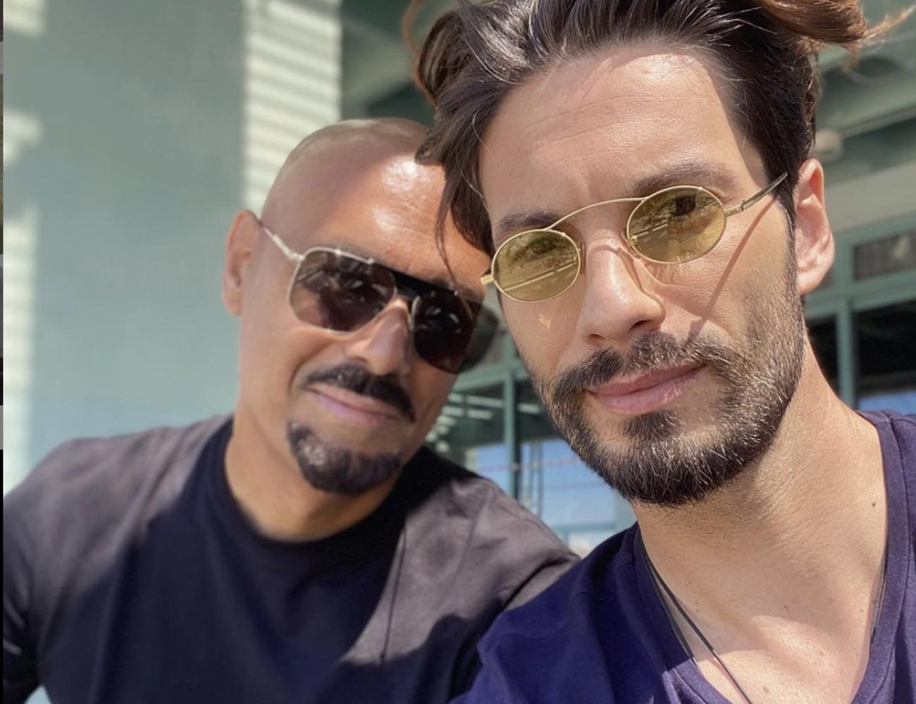 GNTM – Γιώργος Καράβας: Κάνει ηλιοθεραπεία στα γυρισμάτα και γονατίζει το Instagram