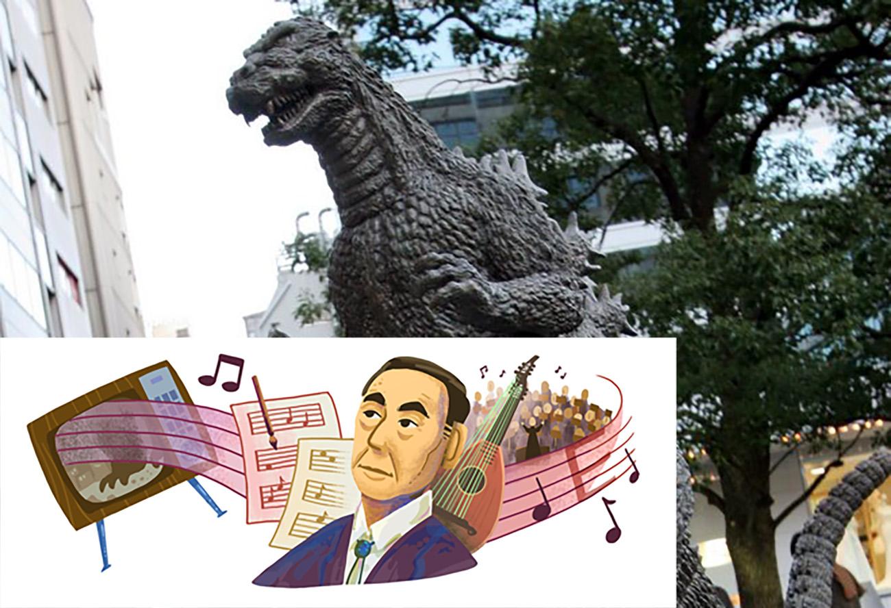 Ακίρα Ιφουκούμπε: Ο μουσικός που συνέθεσε τη μουσική του «Godzilla»