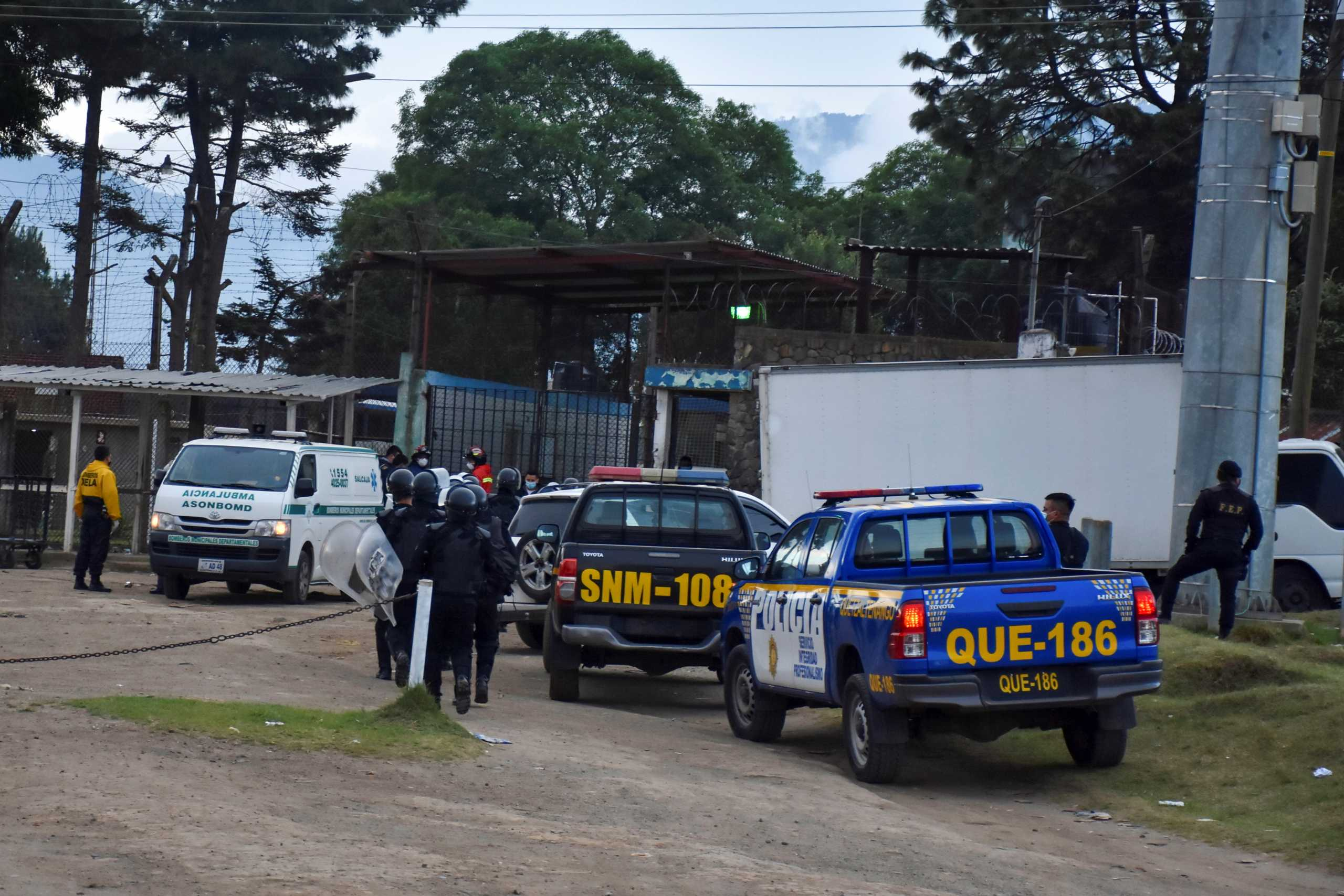 Γουατεμάλα: Συγκρούσεις συμμοριών σε φυλακή – Τουλάχιστον 6 αποκεφαλισμοί