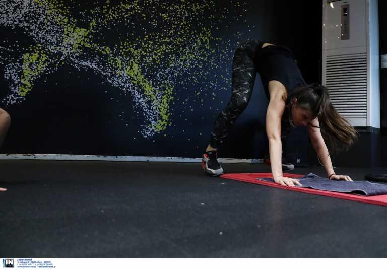 Κορονοϊός - Γυμναστήρια: Τι αλλάζει από Δευτέρα 20/09