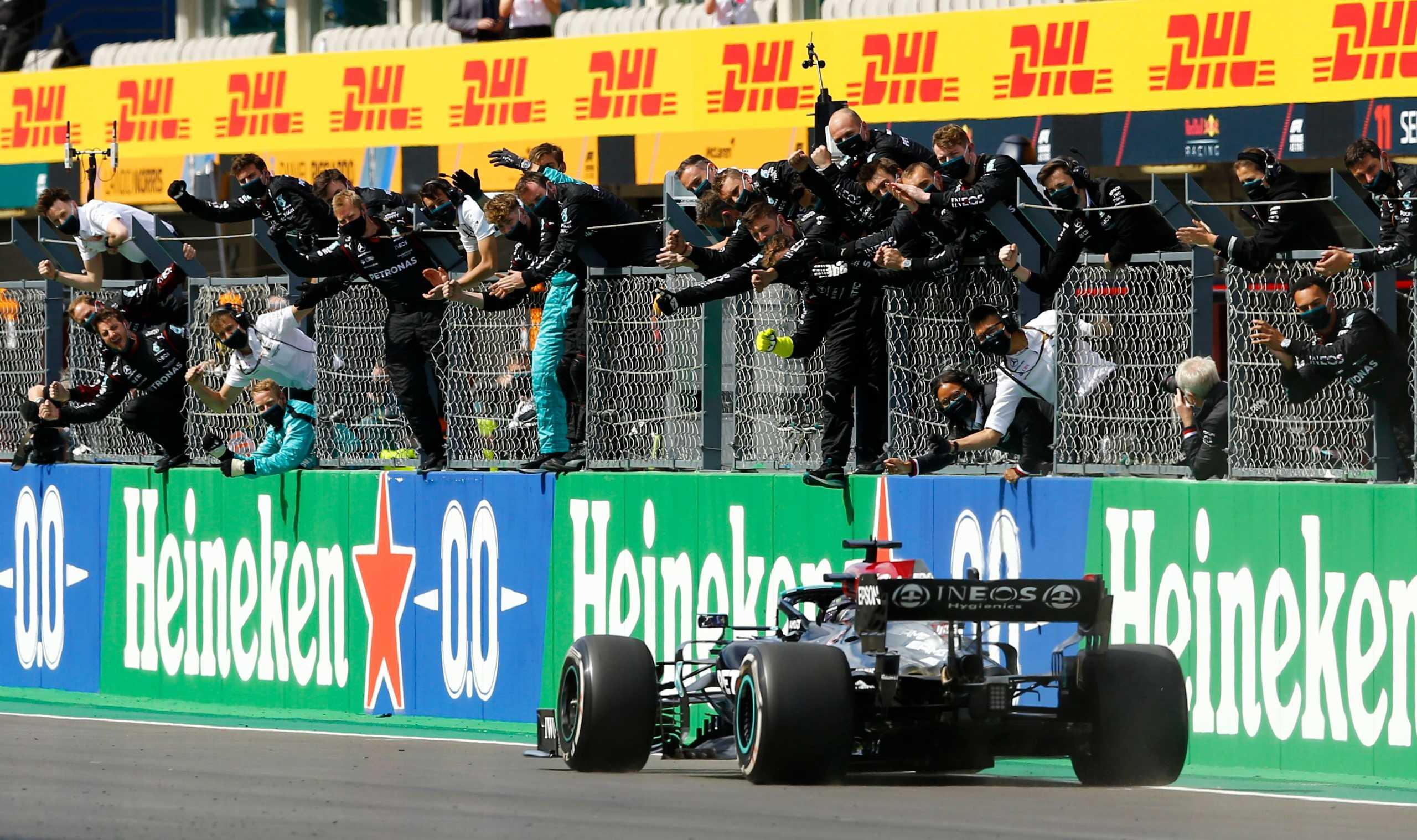 Formula 1: Πρωτιά για Χάμιλτον στην Πορτογαλία