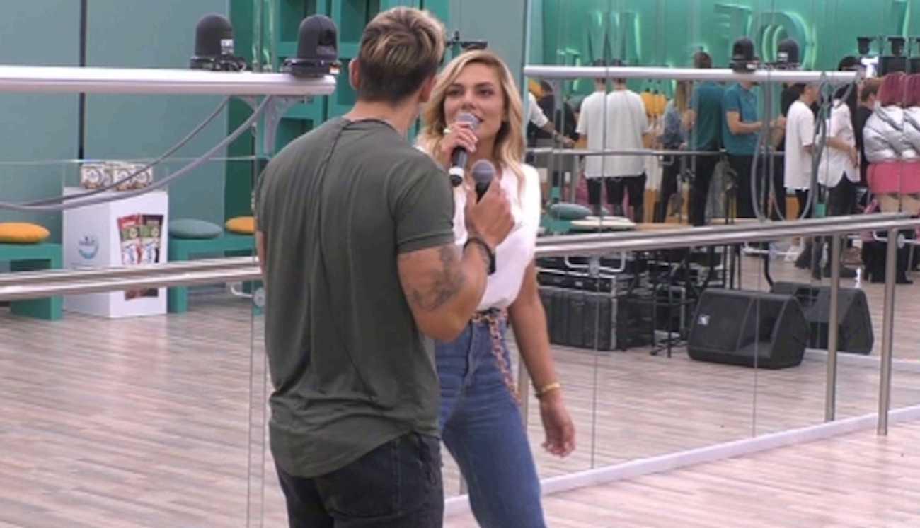Η Ιωάννα Μαλέσκου μπήκε στο House of fame και είπε… ένα τραγούδι!