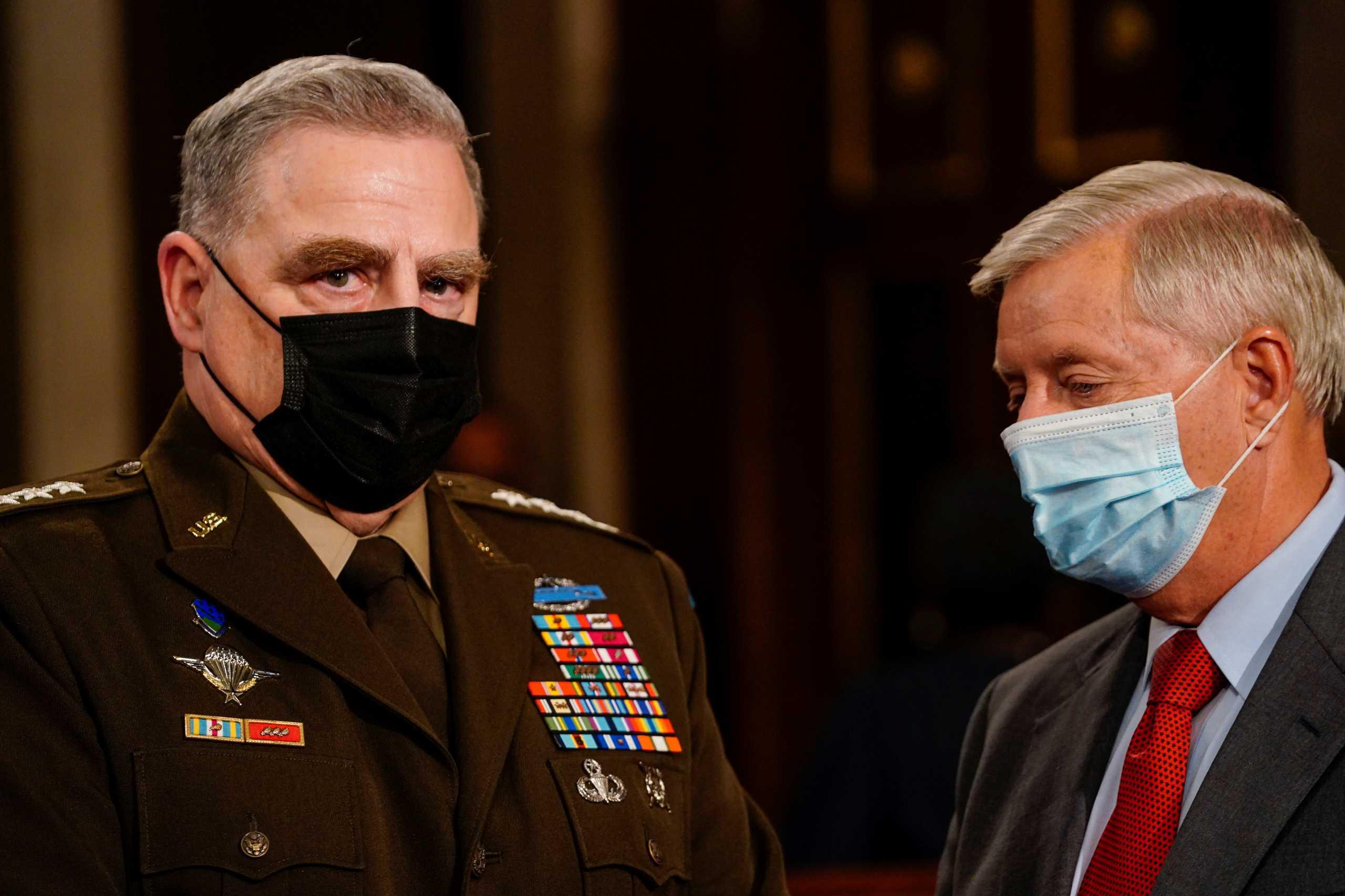 """Ο Αρχηγός Ενόπλων Δυνάμεων των ΗΠΑ μιλά για """"μακρά περίοδο διεθνούς αστάθειας"""""""