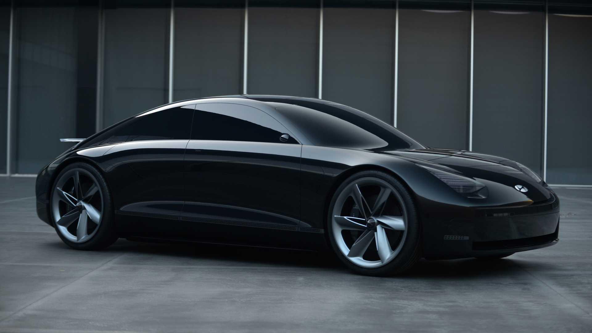 Η Hyundai ετοιμάζει νέο αμιγώς ηλεκτρικό μοντέλο