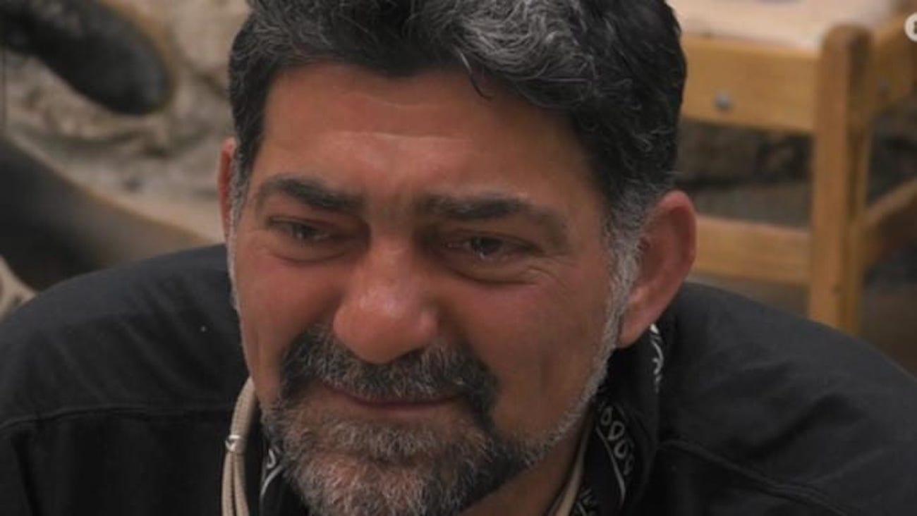 Μιχάλης Ιατρόπουλος: Γιατί λύγισε ο ηθοποιός στη Φάρμα και έβαλε τα κλάματα;