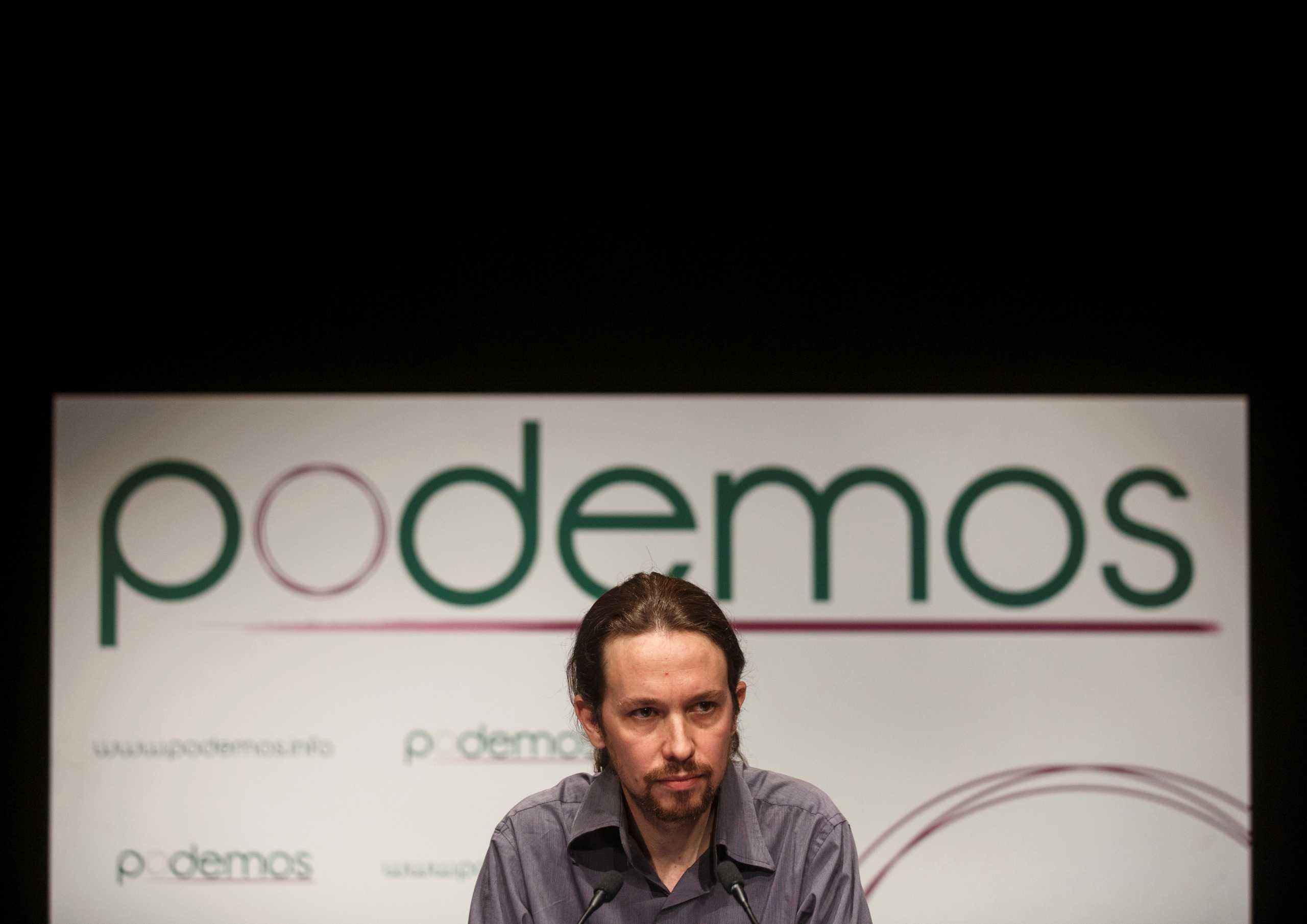 Ισπανία: Ο Πάμπλο Ιγκλέσιας εγκαταλείπει την πολιτική μετά την ήττα των Podemos στη Μαδρίτη