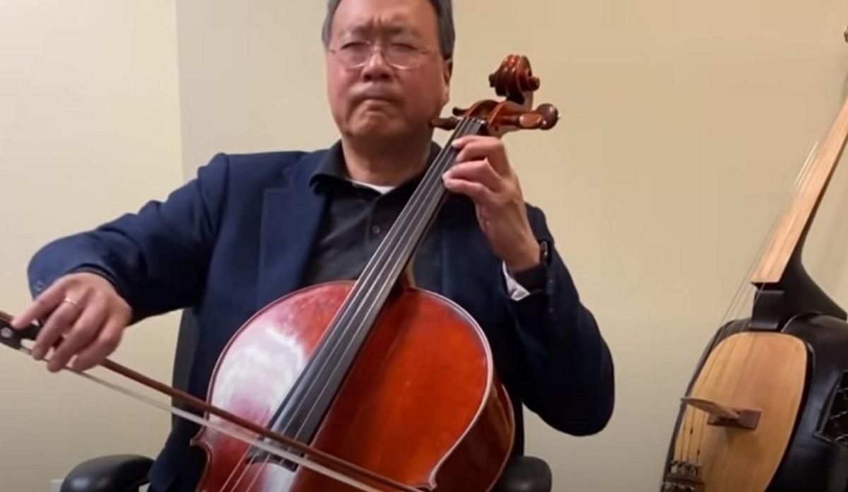 india cello YoYoMa videoGrab