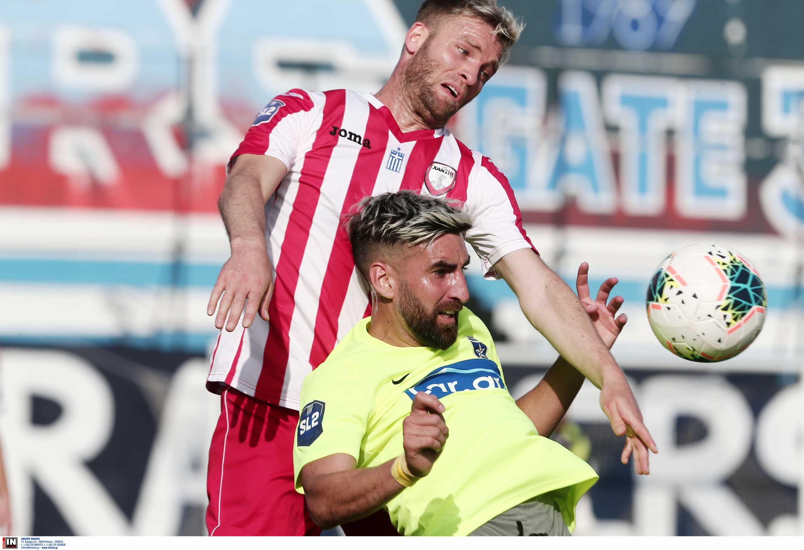 Ιωνικός – Ξάνθη: «Μάχη» δημάρχων πριν το ντέρμπι ανόδου στη Superleague 2