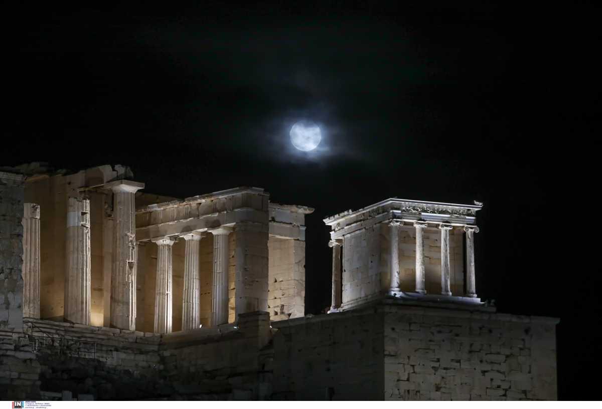 Έρχεται η 2η υπερπανσέληνος του 2021! Ορατή και στην Ελλάδα