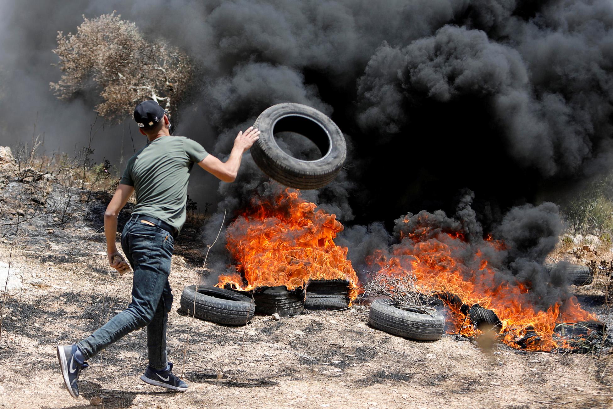 Παλαιστίνιος διαδηλωτής νεκρός από πυρά ισραηλινών στρατιωτών