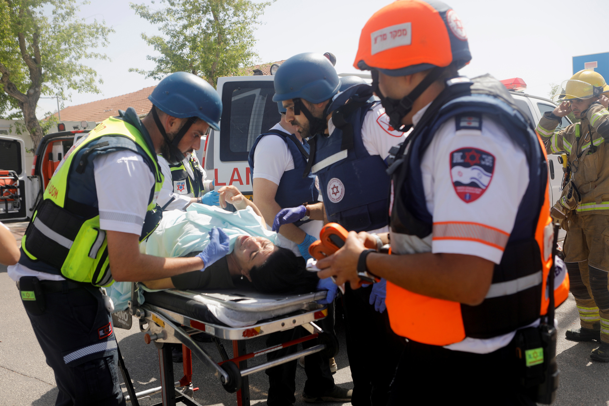 Ισραήλ: Δυο γυναίκες νεκρές από ρουκέτες που εκτοξεύθηκαν από τη Λωρίδα της Γάζας