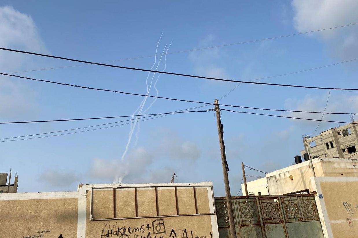 Ήχησαν οι σειρήνες στο νότιο Ισραήλ – Ακούστηκαν εκρήξεις