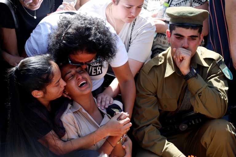 83 νεκροί Παλαιστίνιοι στις ισραηλινές επιδρομές - Μαζική ενίσχυση δυνάμεων ασφαλείας στις πόλεις με μικτό πληθυσμό