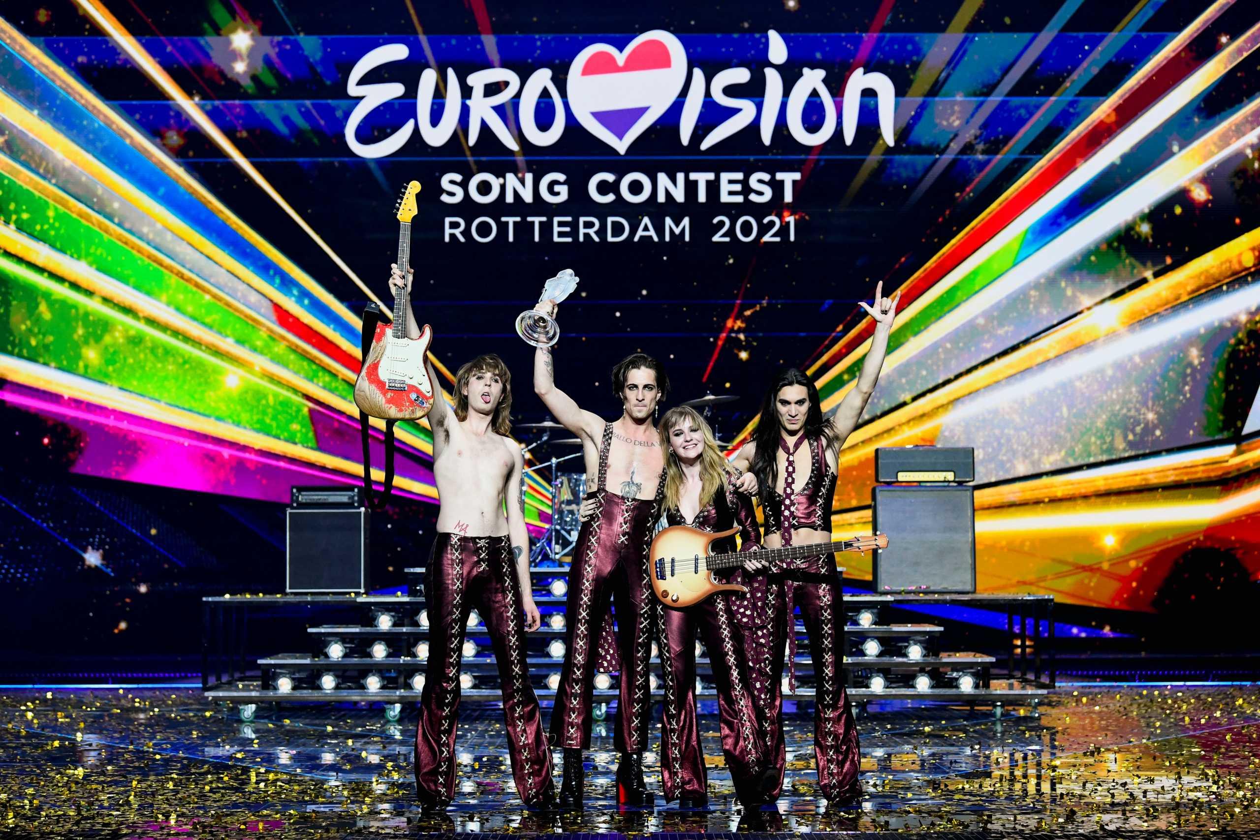 Eurovision 2021: Αρνητικός ο Ιταλός τραγουδιστής στο τεστ ναρκωτικών