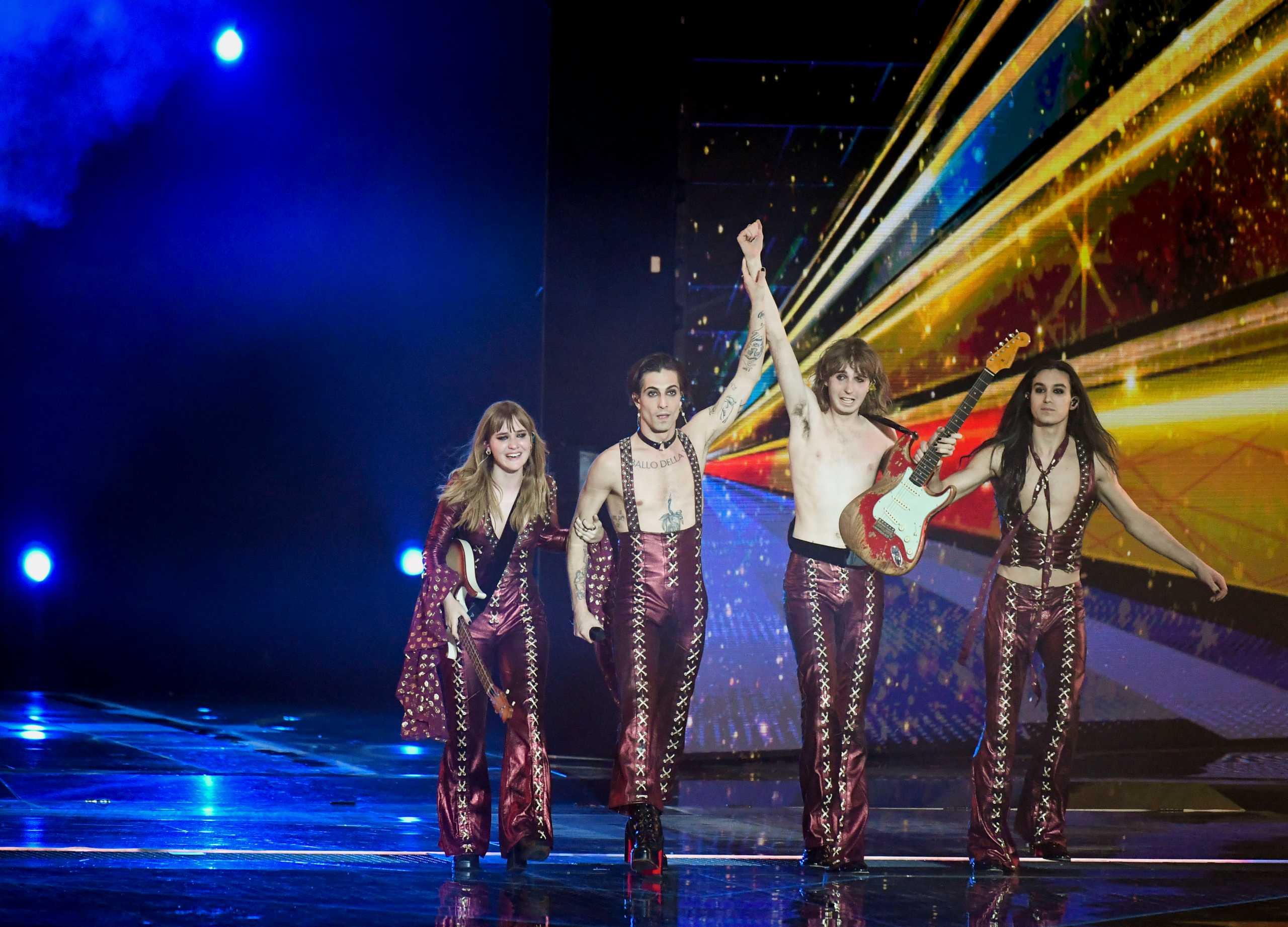 Eurovision 2021: Η νίκη της Ιταλίας και η επιστροφή των Big Five (video)