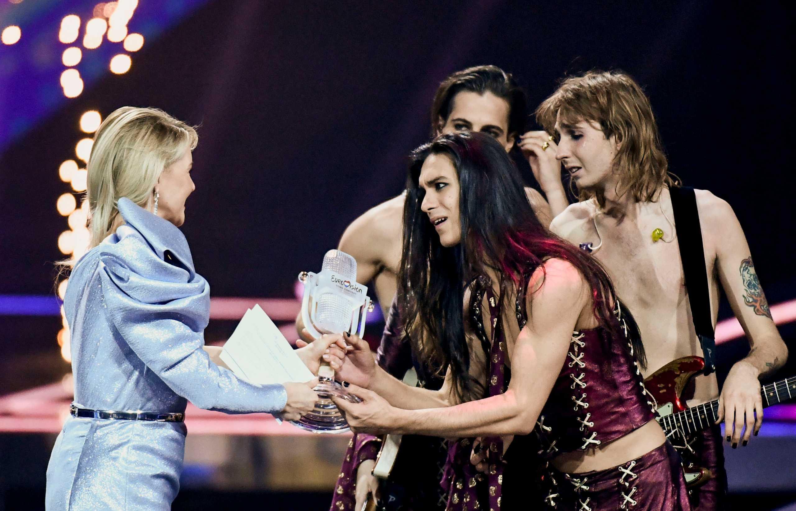 Eurovision 2021 – Damiano David: Ο τραγουδιστής της Ιταλίας κατηγορείται για χρήση κοκαΐνης (video)