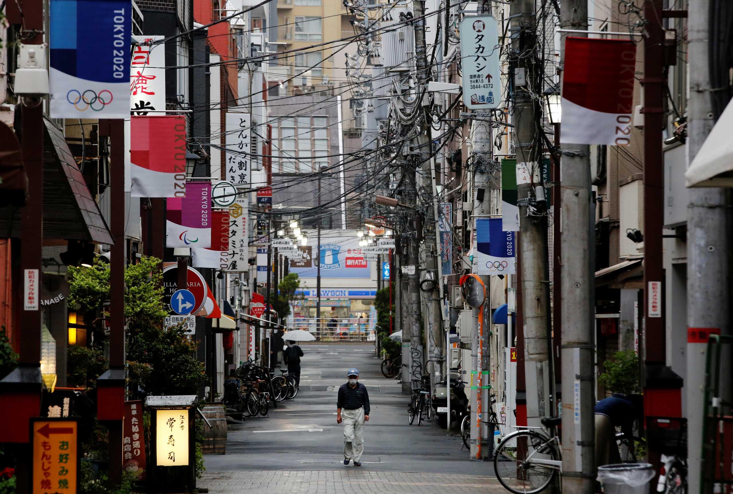 Ιαπωνία: Παρατείνονται τα περιοριστικά μέτρα για τον κορονοϊό μέχρι τέλη Μαΐου