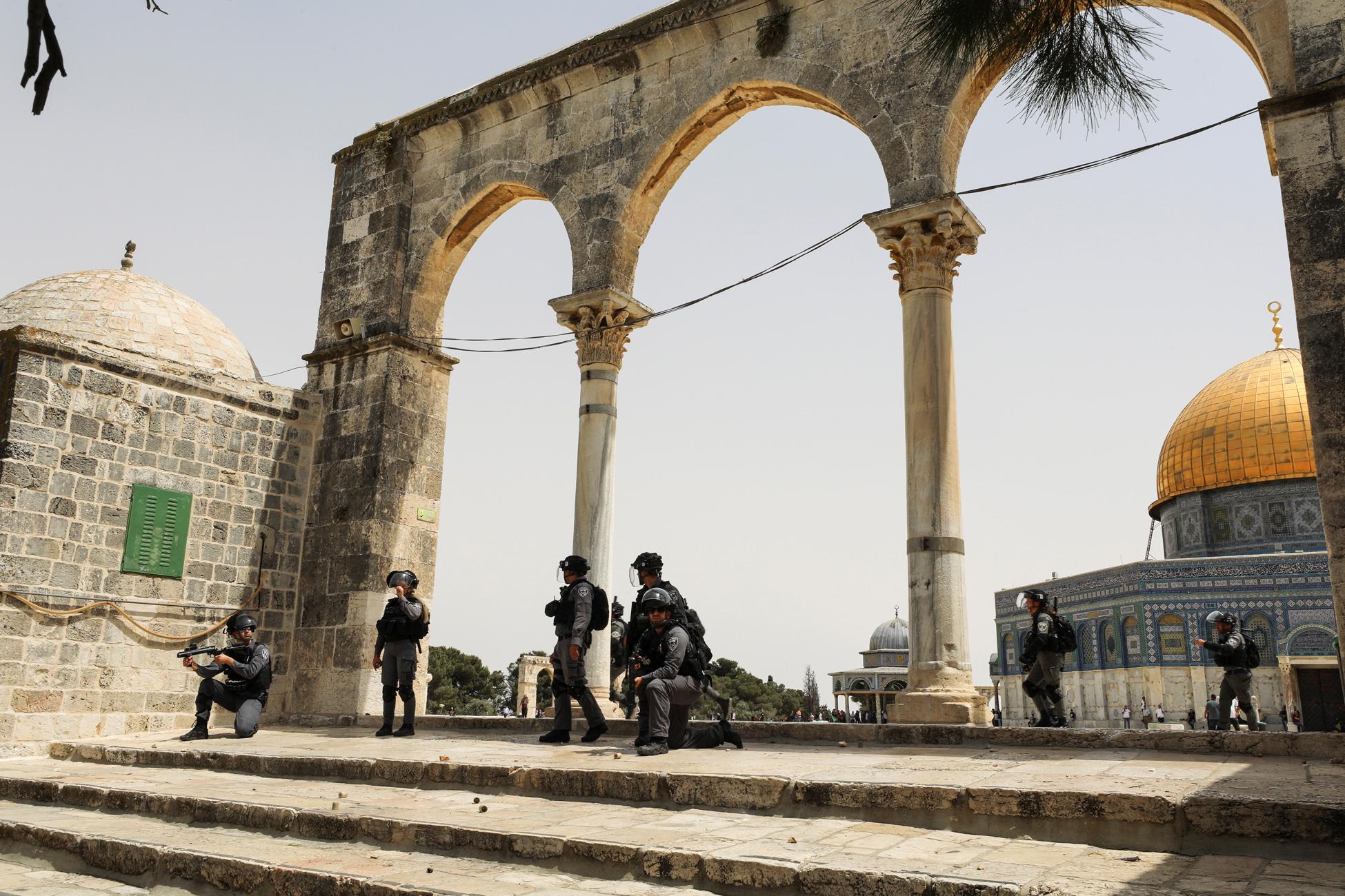 Ιερουσαλήμ: Άνοιξε και πάλι το Όρος του Ναού μετά την εκεχειρία