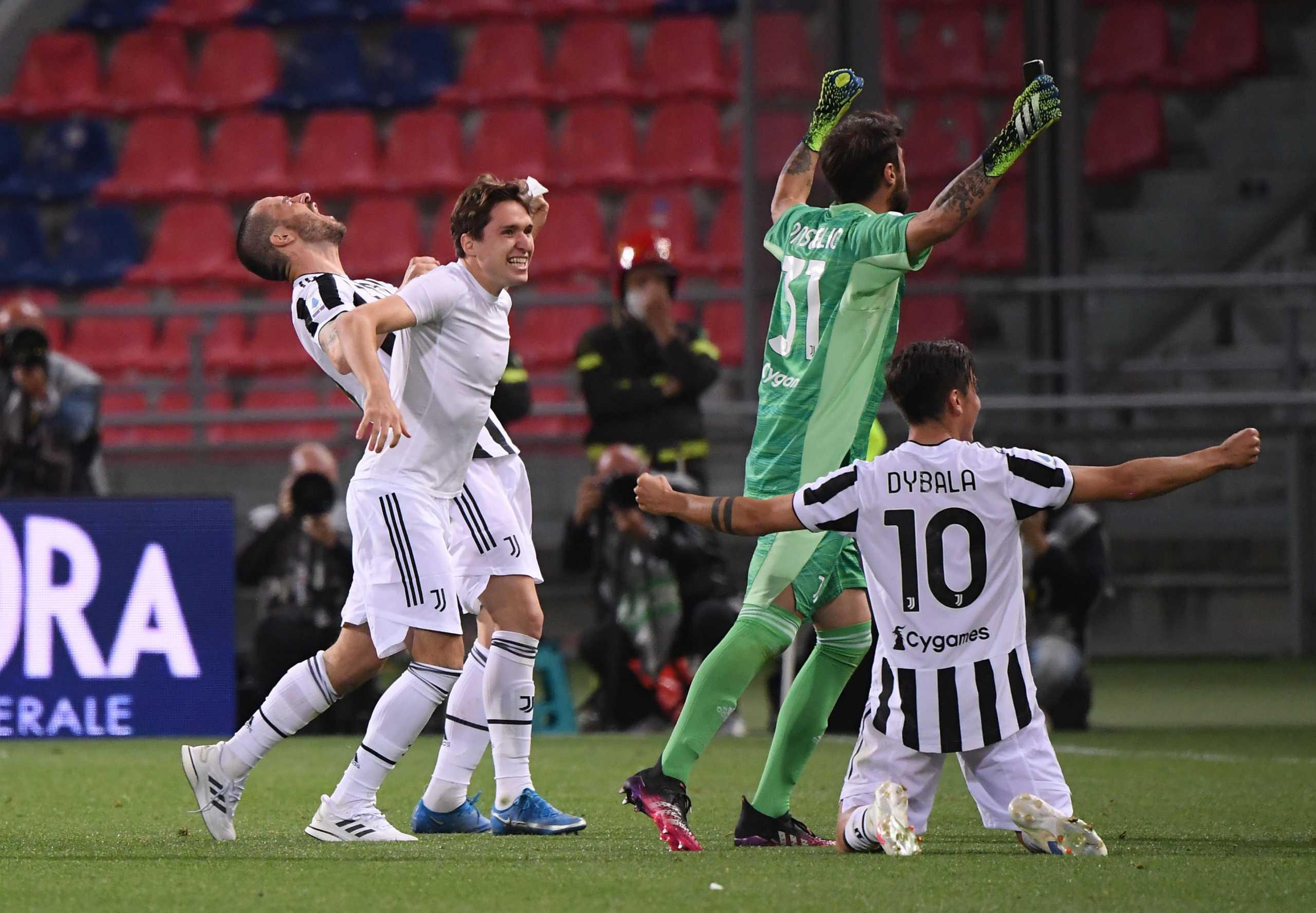 Στο Champions League η Γιουβέντους, «αυτοκτόνησε» η Νάπολι του Μανωλά