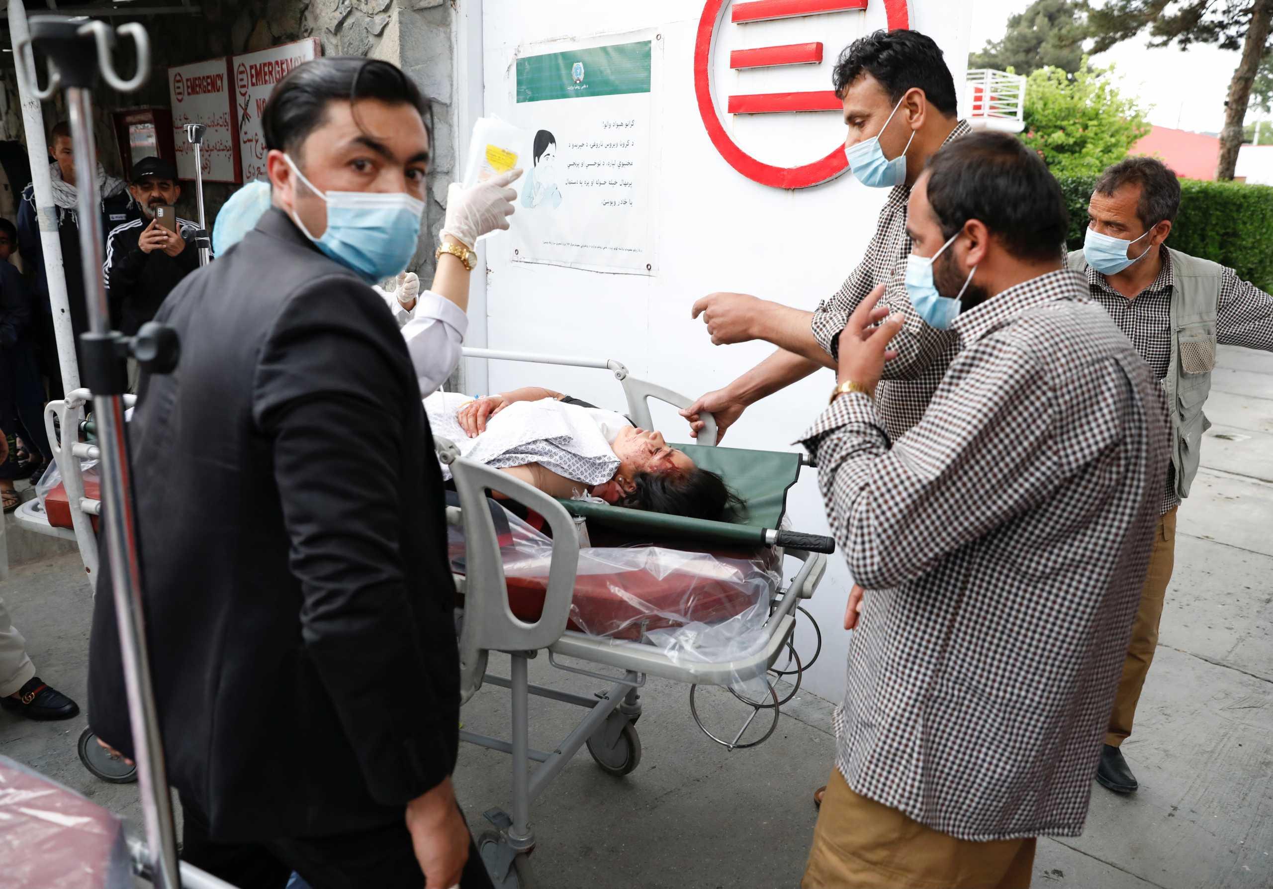Μακελειό στην Καμπούλ – Τουλάχιστον 40 νεκροί από  εκρήξεις κοντά σε σχολείο