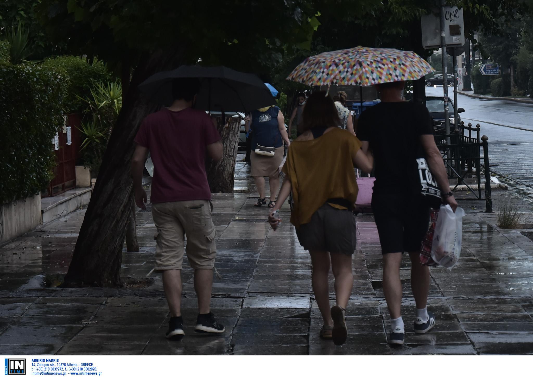 Καιρός – Σάκης Αρναούτογλου: Προσοχή! Έρχονται καταιγίδες, ισχυροί άνεμοι και χαλάζι