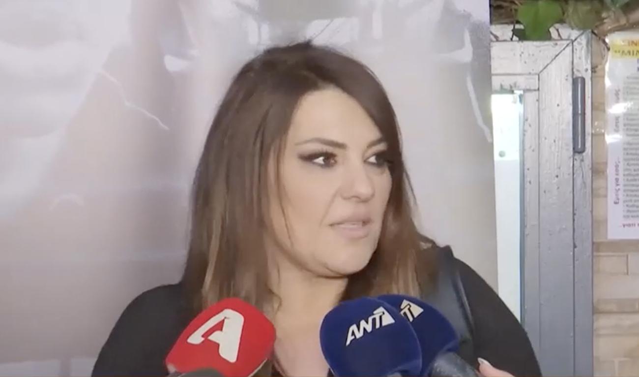 Κατερίνα Ζαρίφη: Θα τη δούμε στο πλευρό της Ελένης Μενεγάκη στο Mega;
