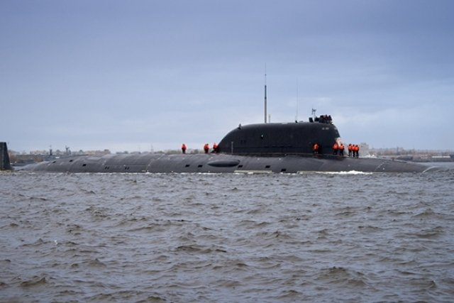 Kazan: Το πιο ισχυρό πυρηνικό υποβρύχιο της Ρωσίας εισήλθε επισήμως σε υπηρεσία!