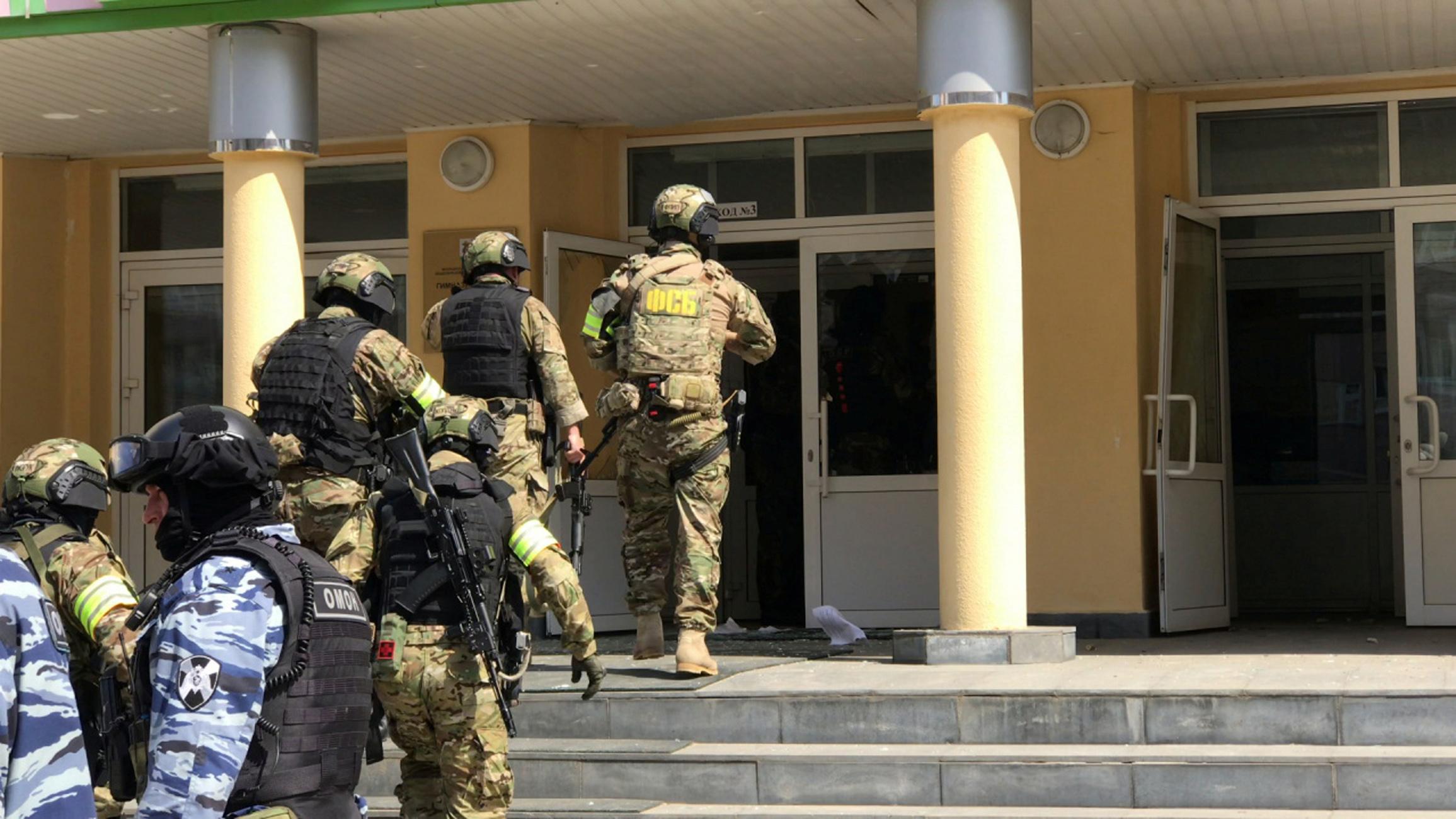 Μακελειό σε σχολείο στη Ρωσία: Συνελήφθη ο 19χρονος δράστης – Είχε διαγραφεί από το κολλέγιο που φοιτούσε