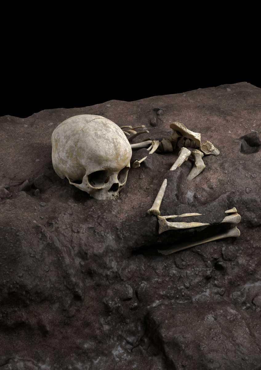 Νήπιο που πέθανε πριν 78.000 χρόνια ανακαλύφθηκε στον αρχαιότερο τάφο της Αφρικής