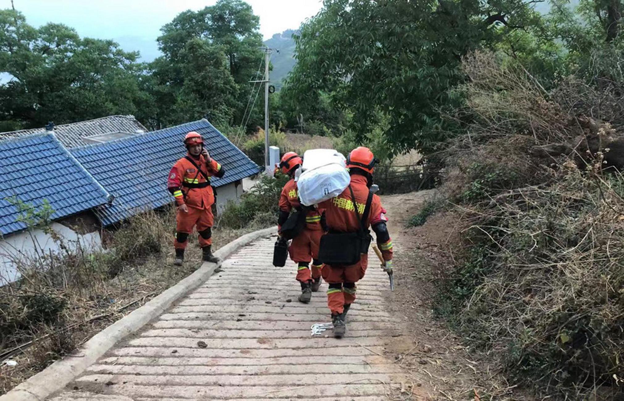 Κίνα: 3 νεκροί και 27 τραυματίες από τον σεισμό 6,4 Ρίχτερ στη Γιουνάν