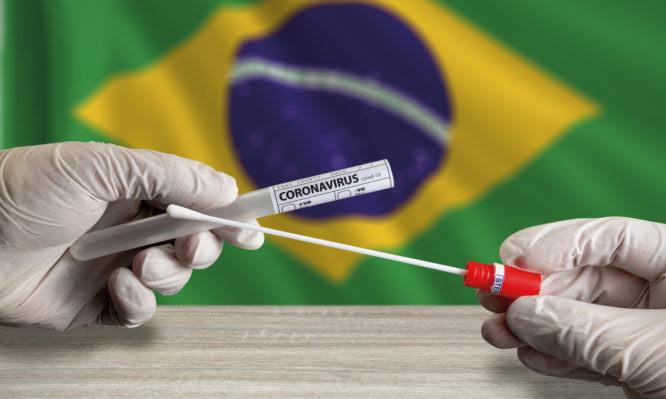 Βραζιλία: 699 νεκροί και σχεδόν 20.000 νέα κρούσματα κορονοϊού