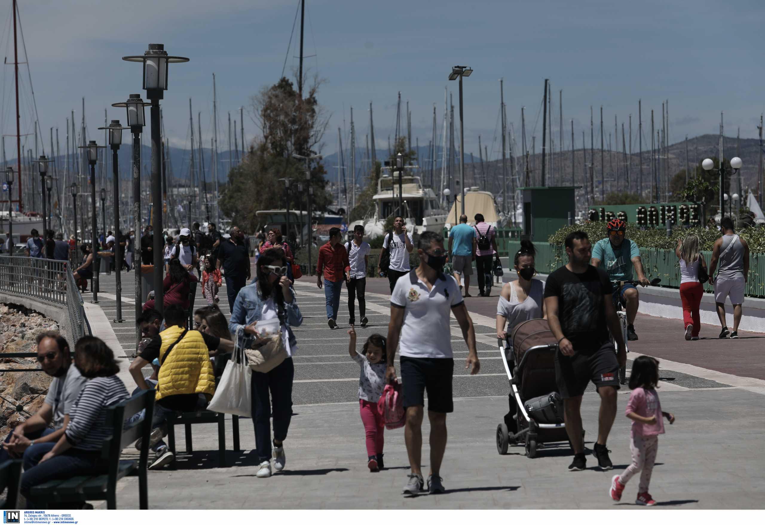 Κορονοϊός: Τα μέτρα που σχεδιάζονται εν όψει της κορύφωσης του τέταρτου κύματος της πανδημίας