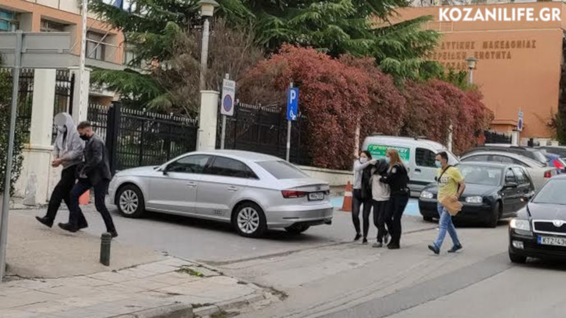 Κοζάνη: Ανατροπή στην υπόθεση δολοφονίας του 53χρονου – 2 οι κατηγορούμενοι (video)