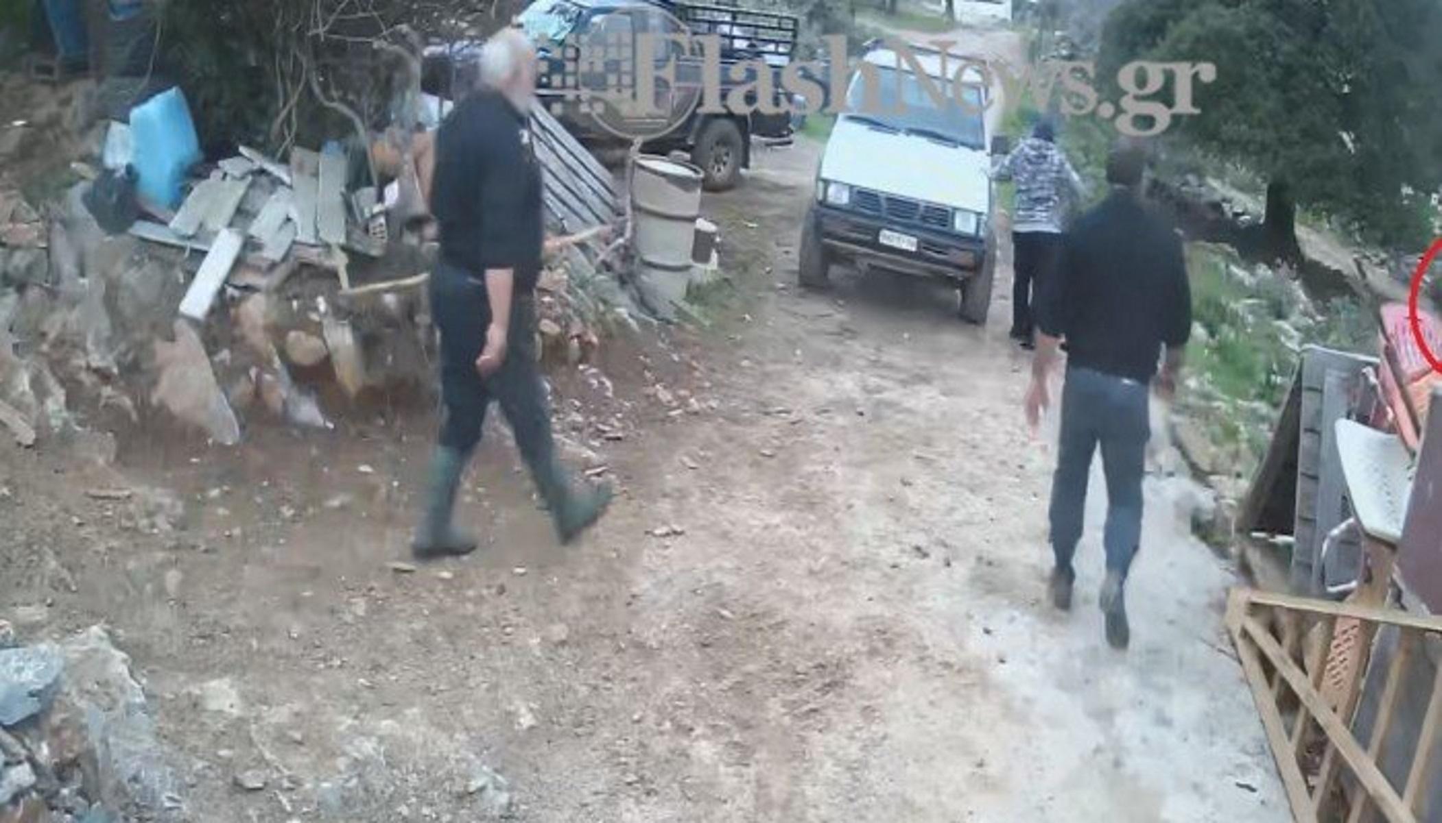 Κρήτη: Ισόβια κάθειρξη στον δολοφόνο του 73χρονου Μανώλη Φινοκαλιώτη