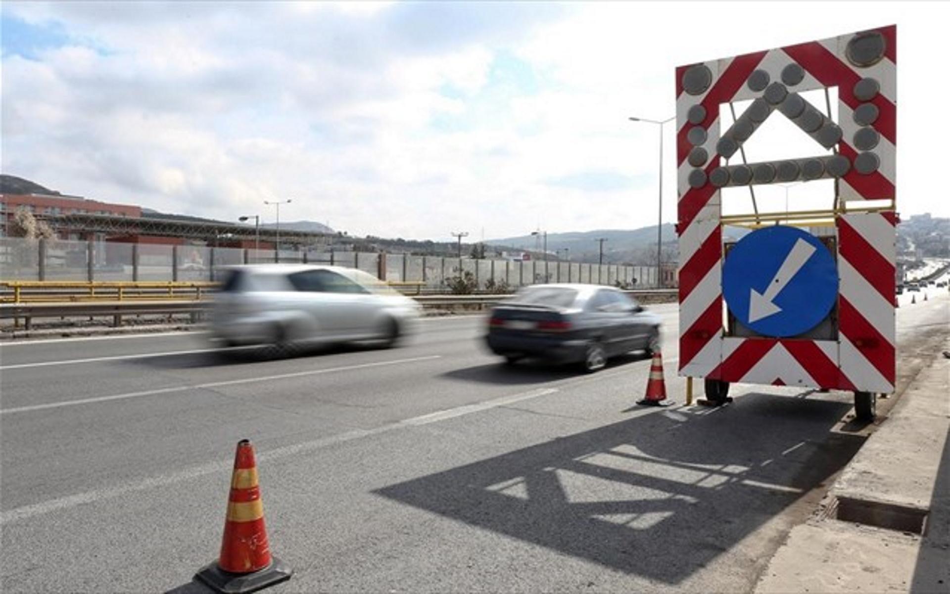 Νέα Οδός: Κυκλοφοριακές ρυθμίσεις σε Βαρυμπόμπη, Καπανδρίτι και Μαλακάσα