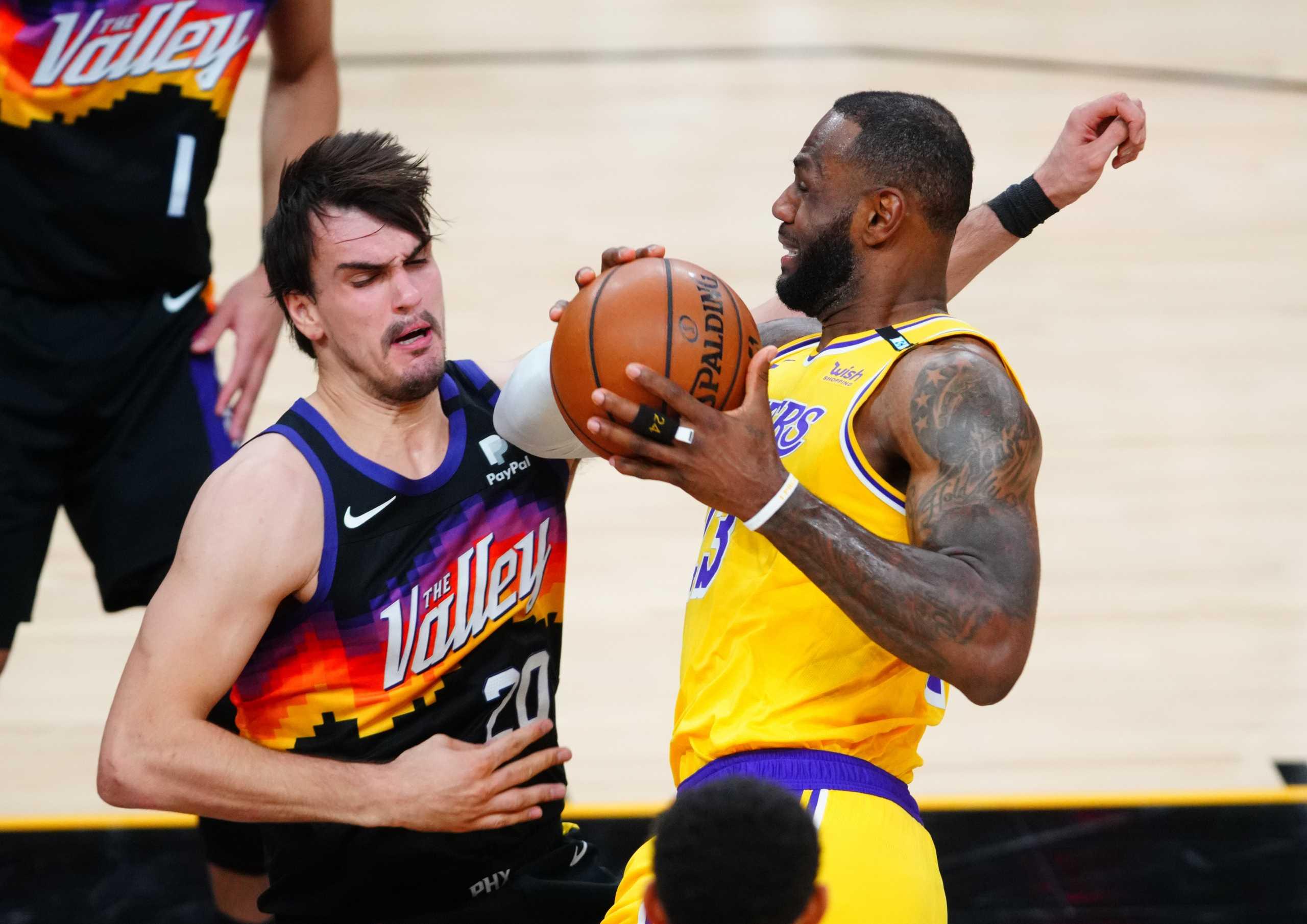 NBA: Σπουδαίο break για Λέικερς, σόκαραν τους Κλίπερς και πάλι οι Μάβερικς