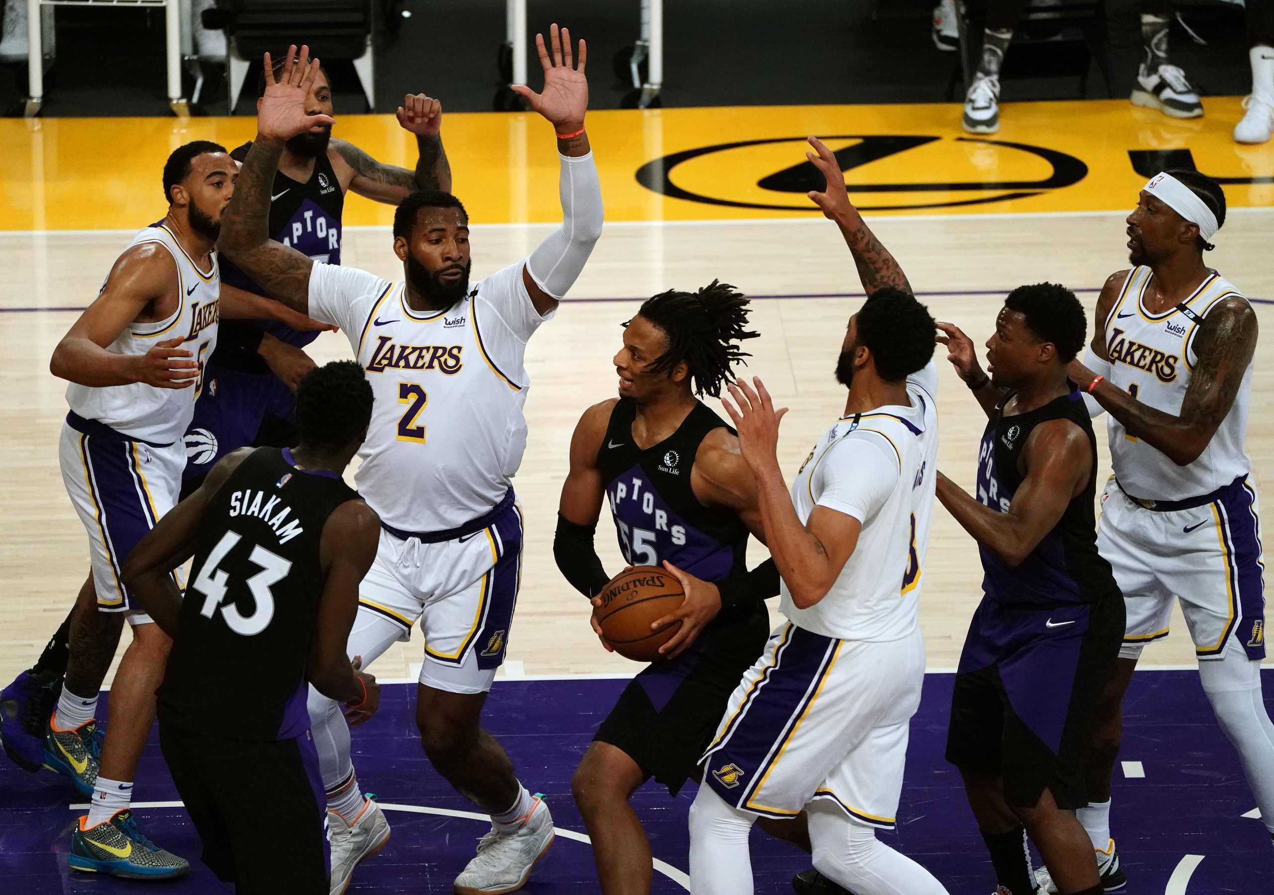 NBA: Νέα «σφαλιάρα» για Λέικερς, σπουδαία νίκη για Μπλέιζερς στη Βοστώνη