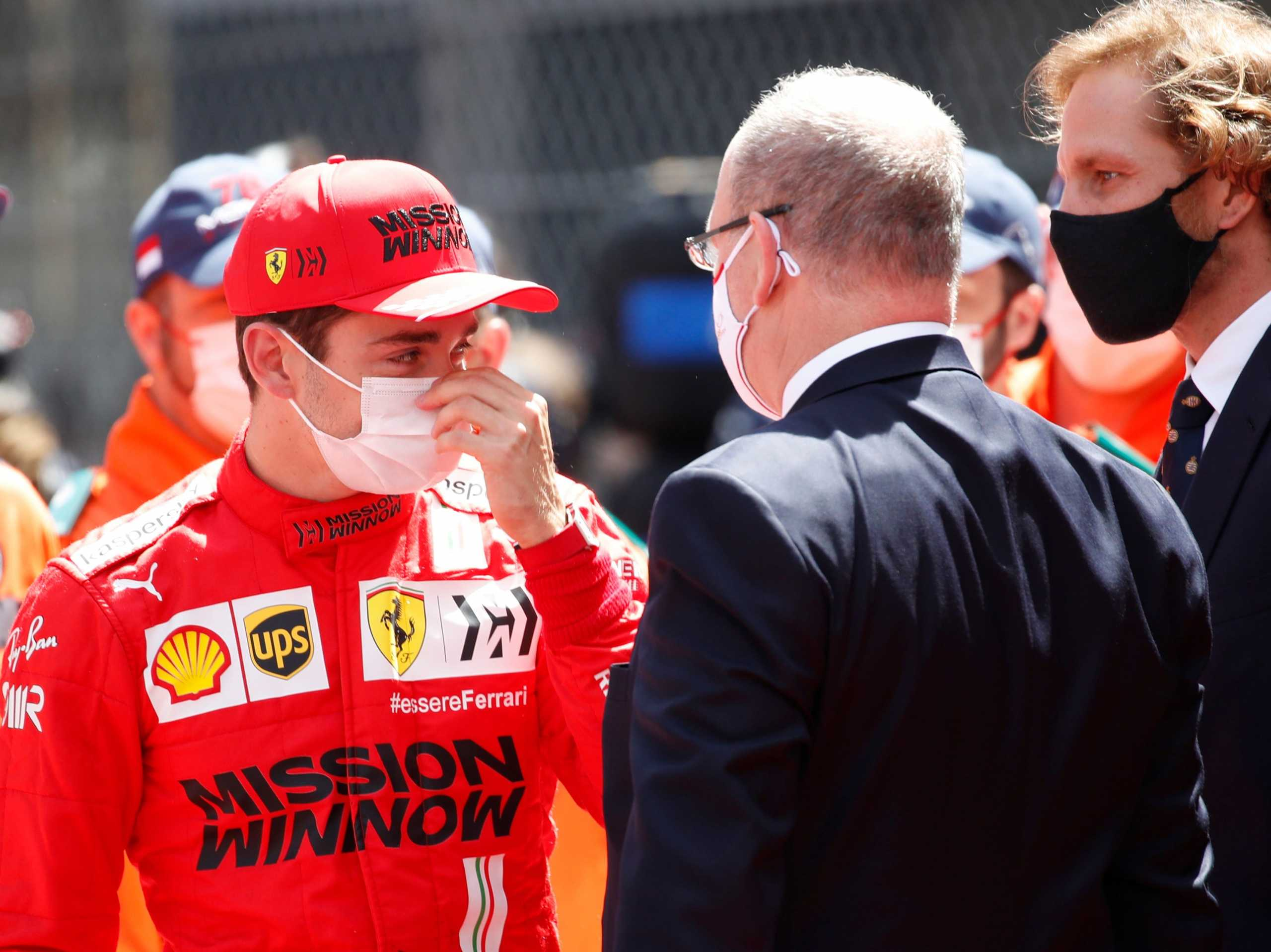 Formula 1: «Σοκ» για Ferrari με Λεκλέρκ στο Μονακό
