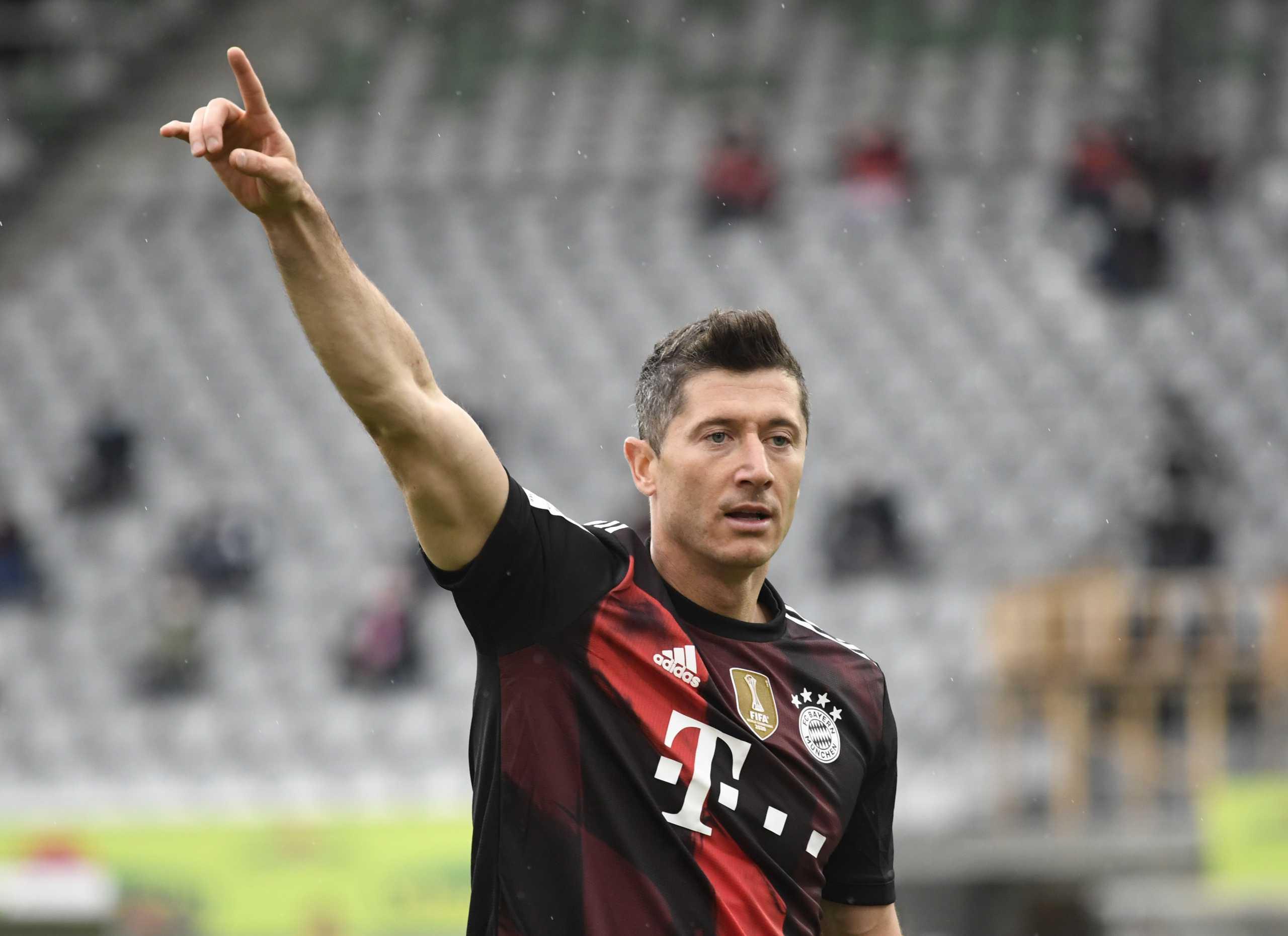 Bundesliga: Απώλεια για την Μπάγερν Μονάχου στο ιστορικό ματς του Λεβαντόφσκι