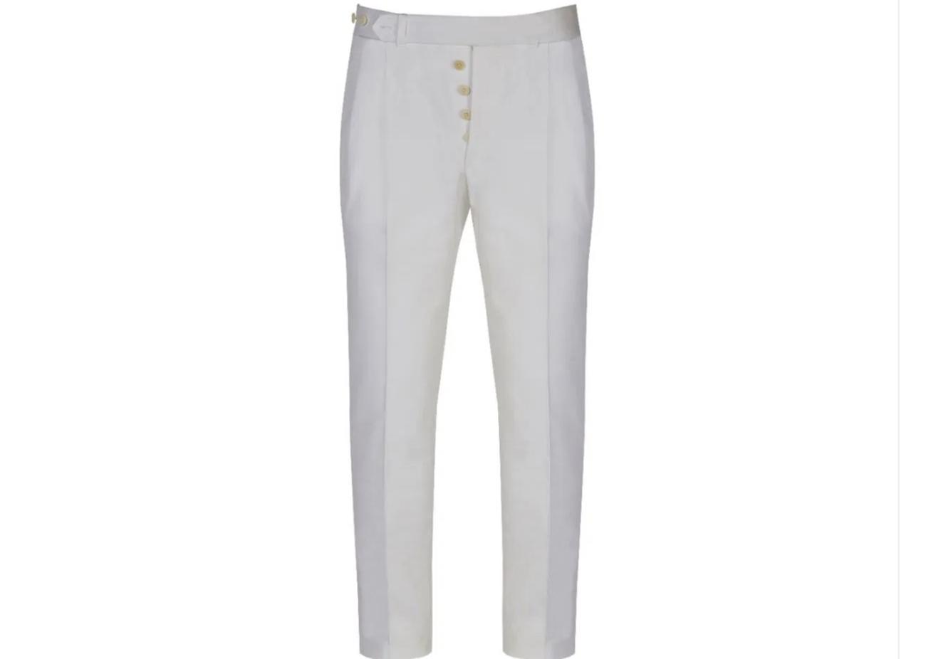 Σου δείχνουμε πως να φορέσεις το λευκό παντελόνι αυτό το καλοκαίρι