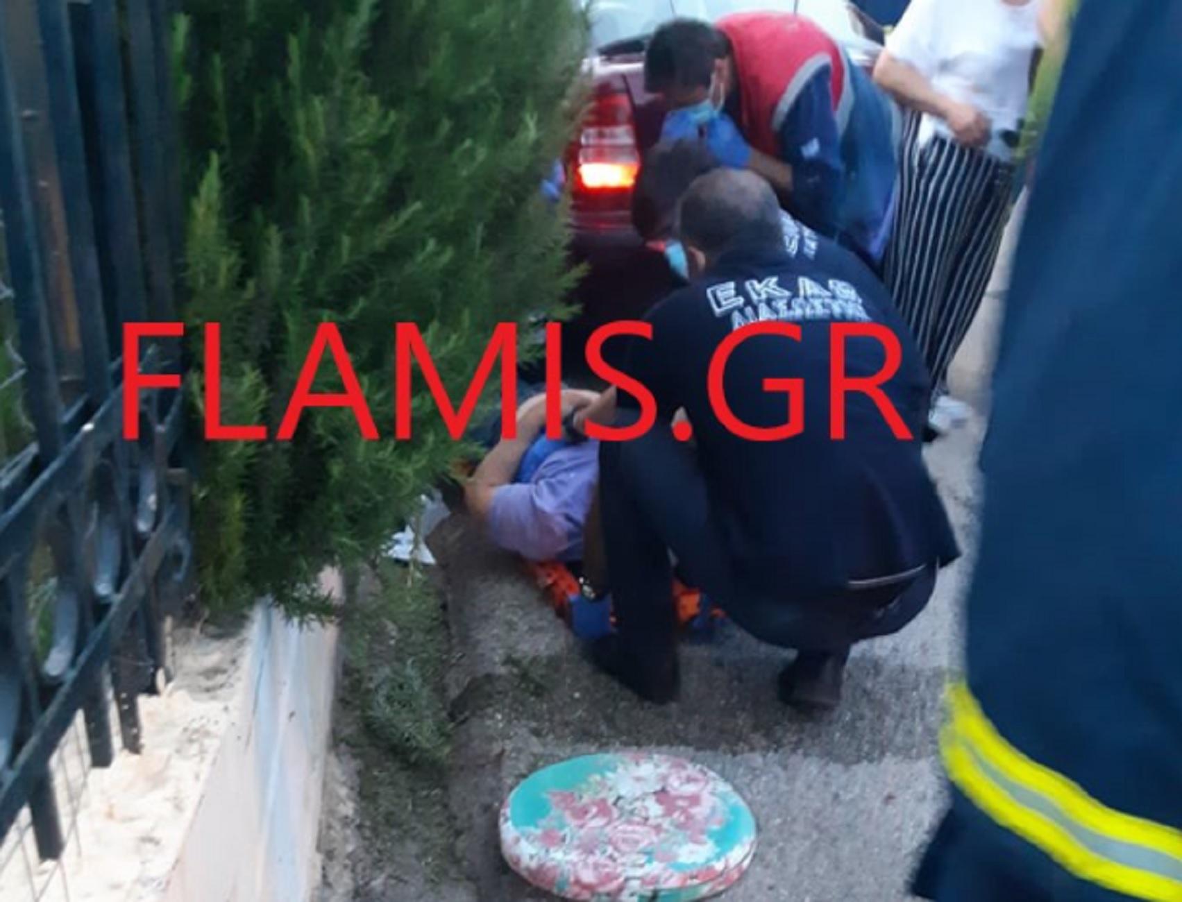 Πάτρα: Ληστεία και σοβαρότατος τραυματισμός ταξιτζή στο τέλος της κούρσας – Τα λόγια των πελατών (pics)