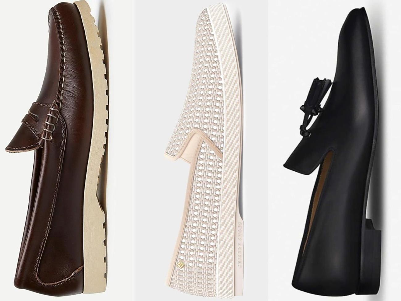 Loafers: Τα στυλάτα παπούτσια που μπορείτε να φοράτε όλη μέρα