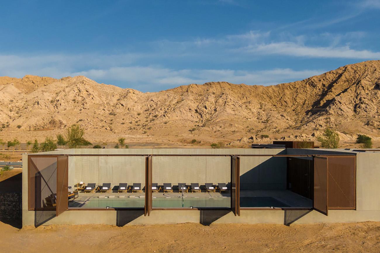 Σου δίνουμε ακόμα έναν λόγο να κάνεις ένα ταξίδι στην έρημο