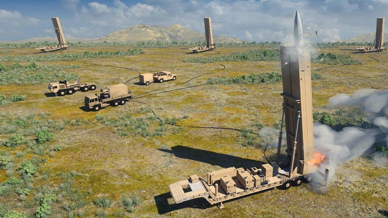 """Το """"τερμάτισαν"""" οι ΗΠΑ: Το υπερηχητικό όπλο τους έχει εμβέλεια άνω των 2.775 χιλιομέτρων [pic]"""
