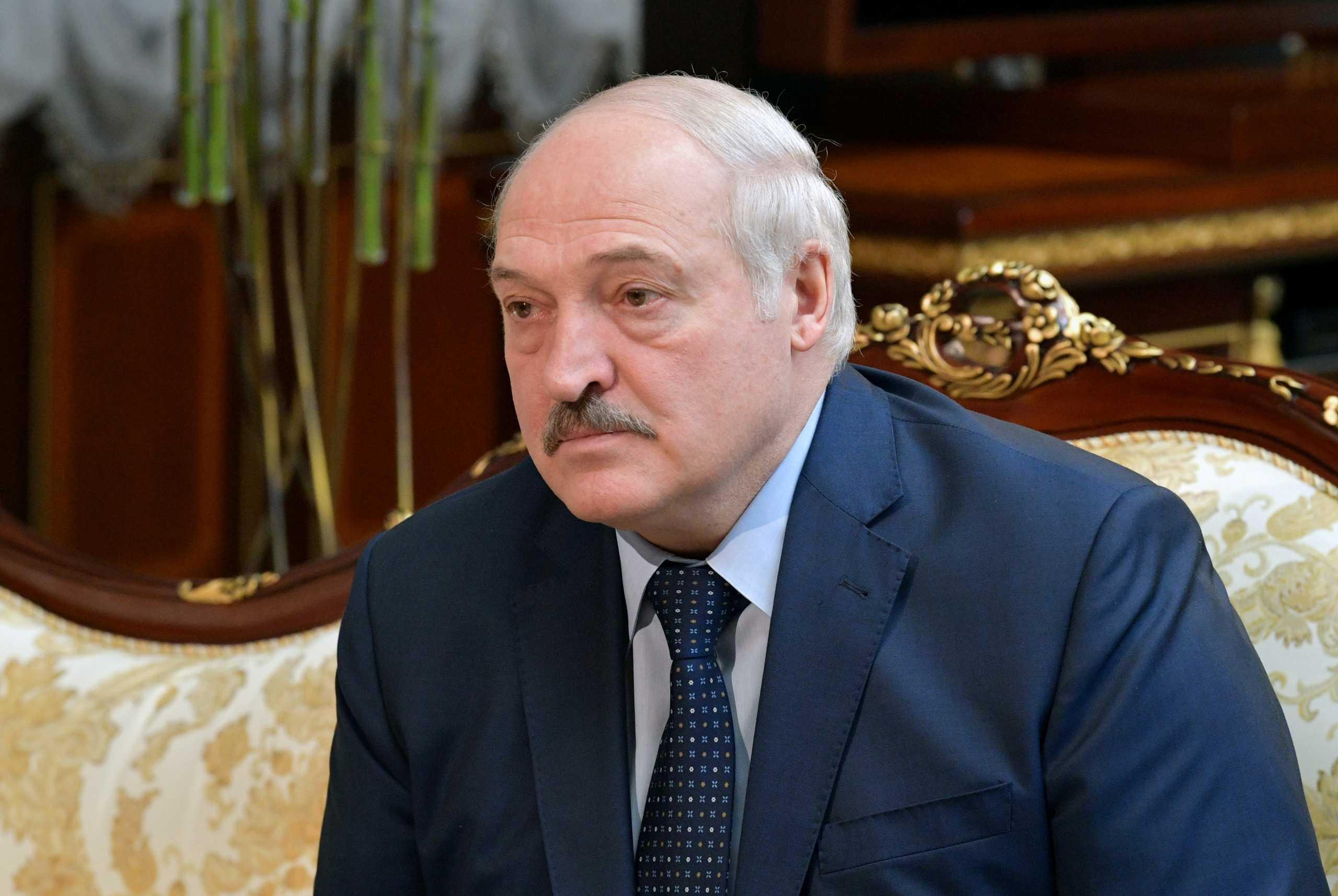 Αμετανόητος Λουκασένκο: Η πρώτη δημόσια δήλωση που προκαλεί όλο τον κόσμο