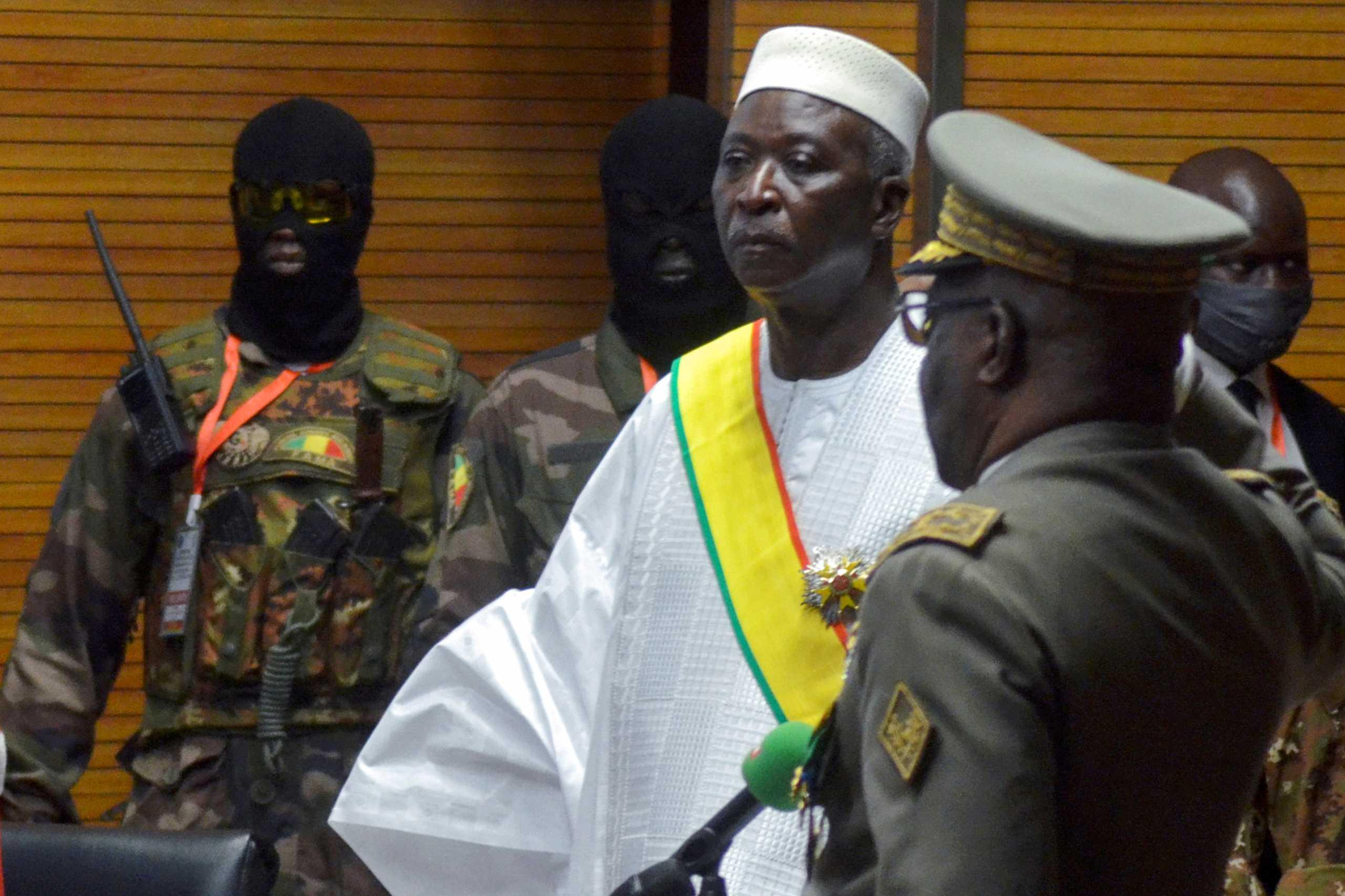Μαλί: Ο στρατός συνέλαβε τον πρόεδρο, τον πρωθυπουργό και τον υπουργό Άμυνας