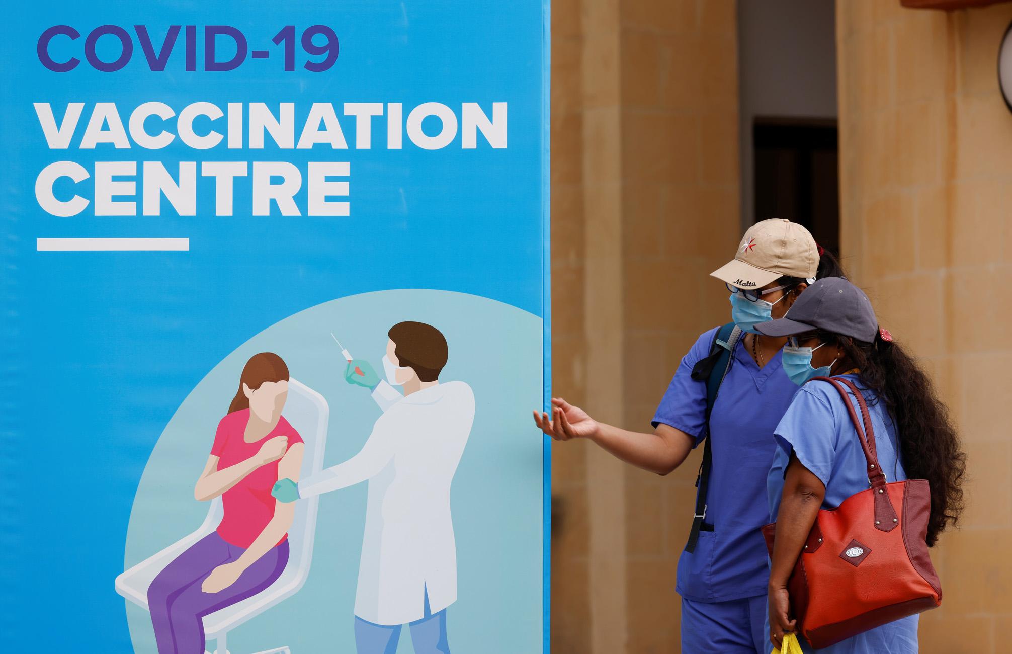 Μάλτα: Έχει εμβολιάσει με μια δόση το 70% του πληθυσμού της
